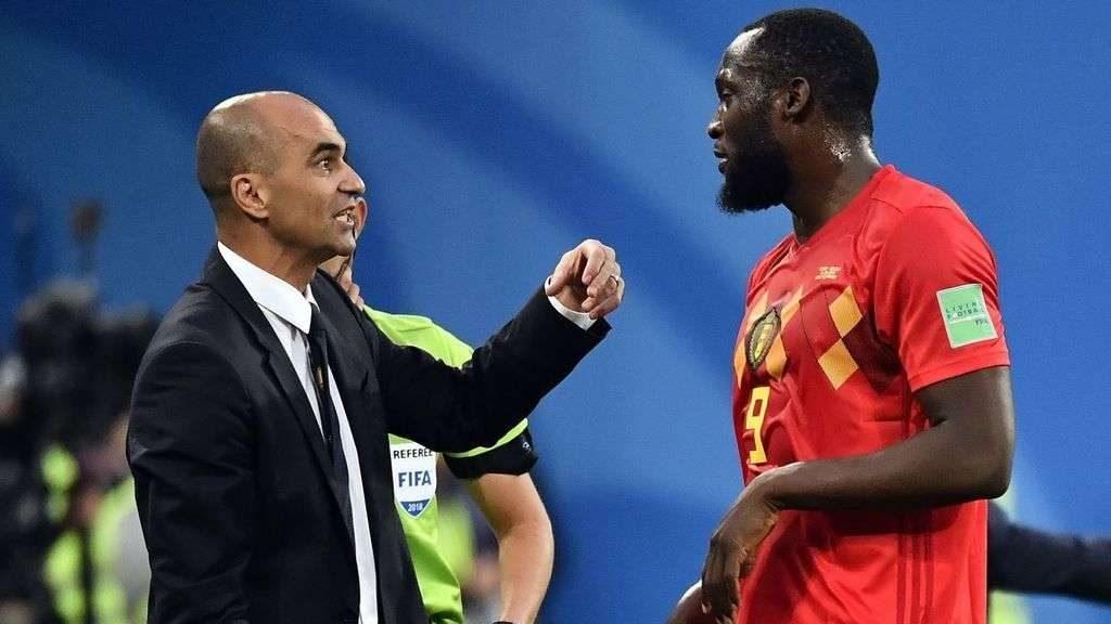 Romelu Lukaku doit quitter Manchester United selon son sélectionneur