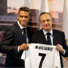 Real Madrid : Mariano Diaz dispose de cinq touches