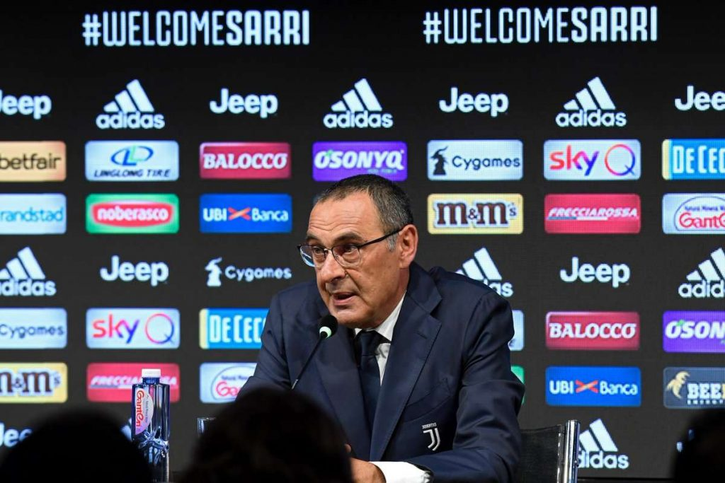 Chelsea : Jorginho pourrait encore suivre Maurizio Sarri à la Juve