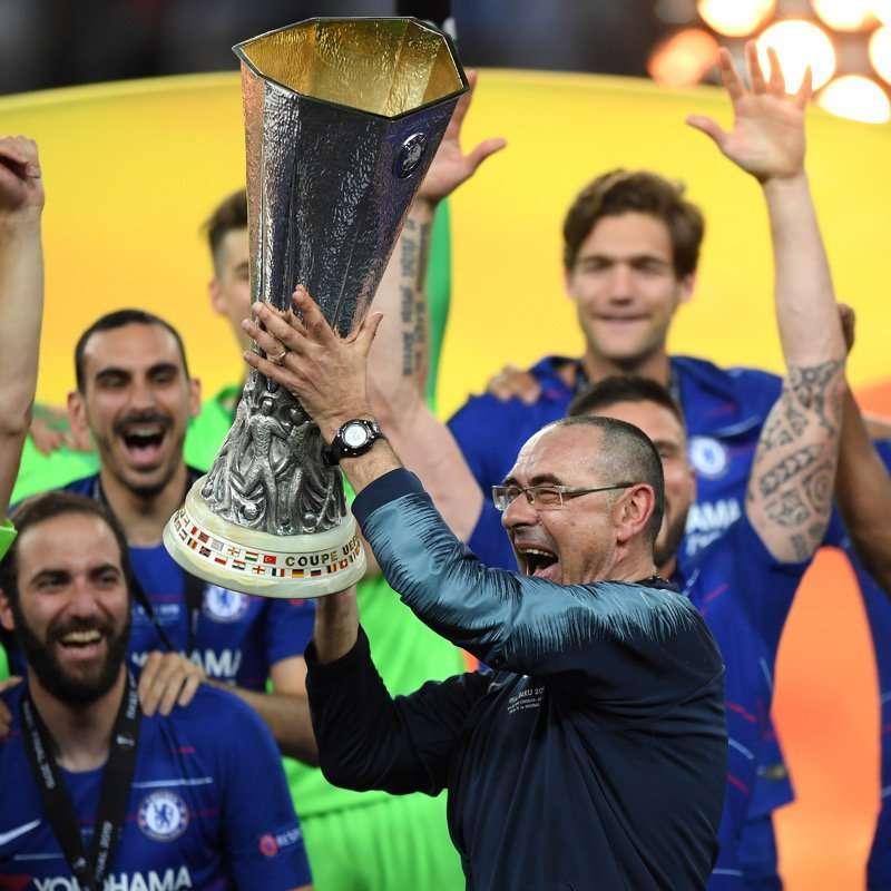 Chelsea-Juve : Maurizio Sarri rappelle son attachement à ses racines italiennes