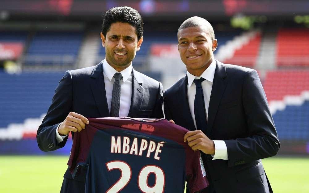 PSG : Al-Khelaïfi ne laissera pas partir Mbappé