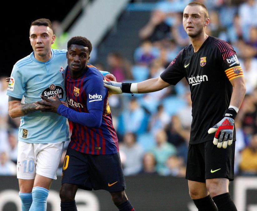 FC Barcelone : Moussa Wagué pourrait filer à l'anglaise