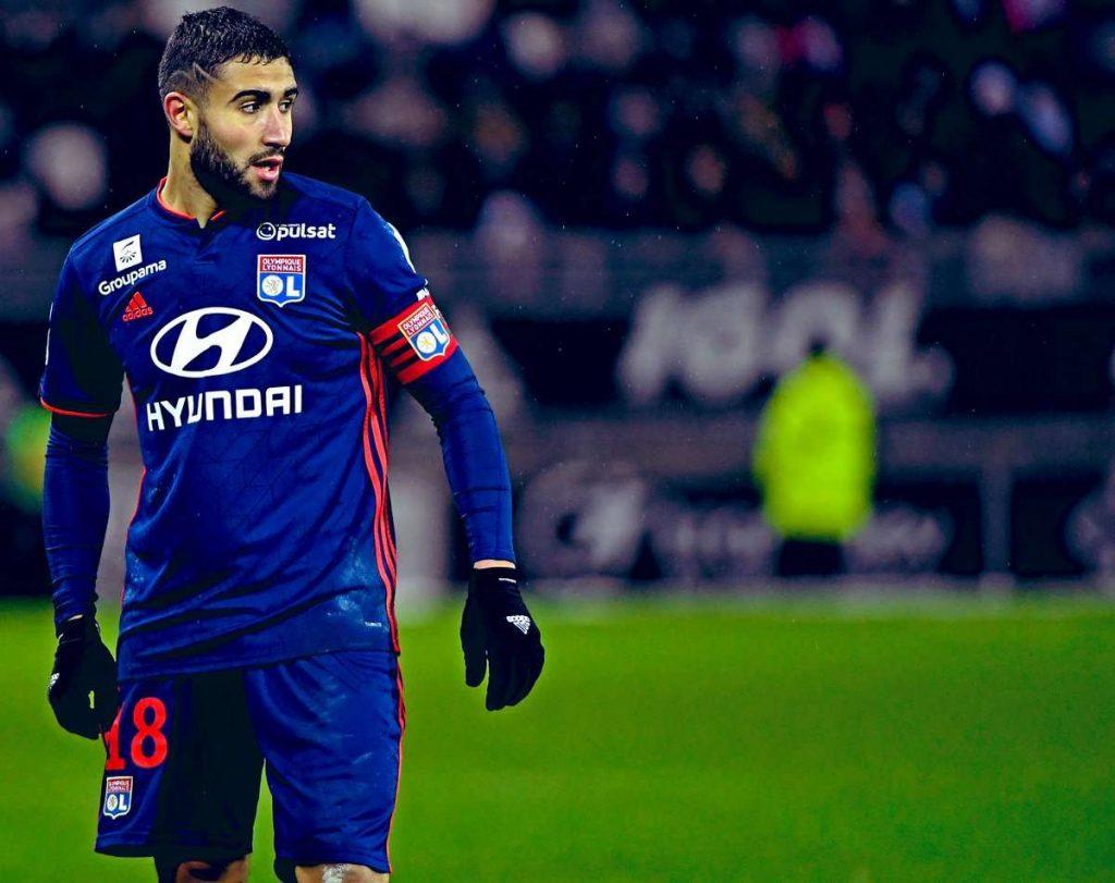 OL : Nabil Fekir à nouveau dans le viseur de Liverpool