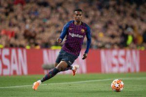 FC Barcelone : une offre de 35M€ à venir pour Nelson Semedo ?