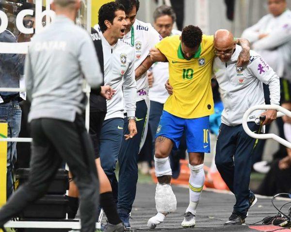 Officiel : Neymar forfait pour la Copa America !