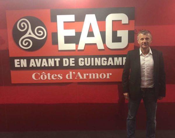 Officiel : Guingamp se sépare de son entraineur