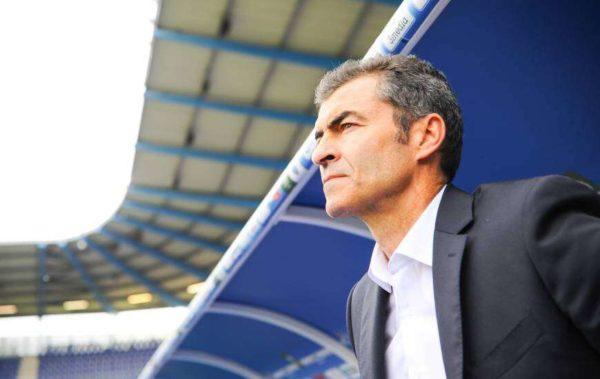 Officiel : Rui Almeida nouveau coach du SM Caen