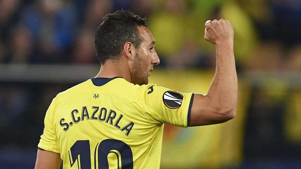 Arsenal : Cazorla révèle les deux joueurs de Villareal qui intéressent les Gunners