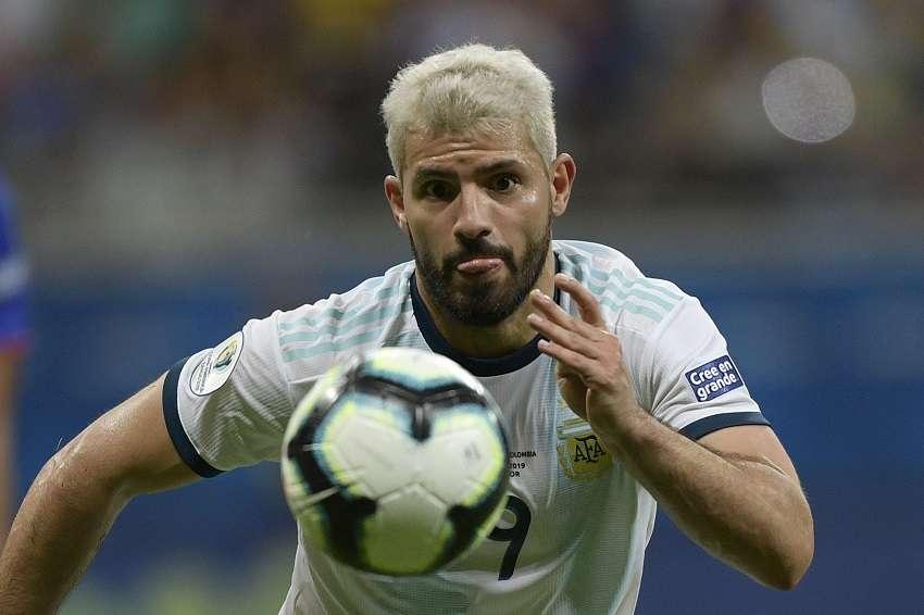 Manchester City : les deux défis de Sergio Agüero