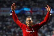Van Dijk vers une prolongation avec Liverpool