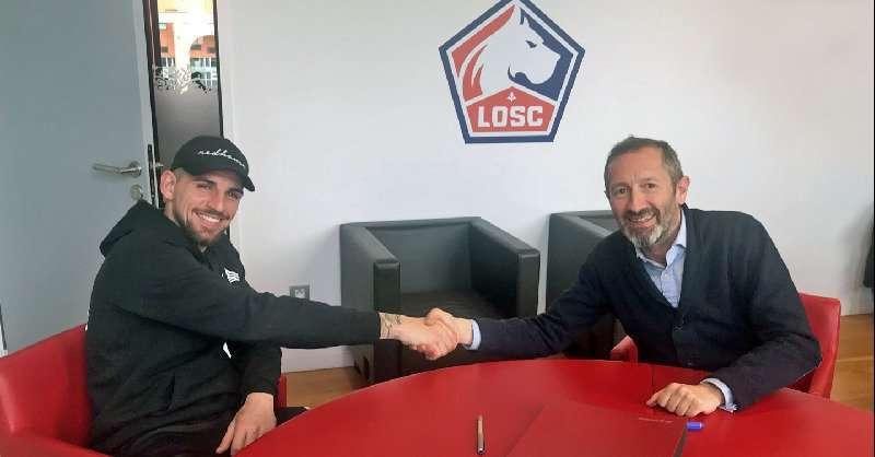 Officiel : Le LOSC prolonge Xeka