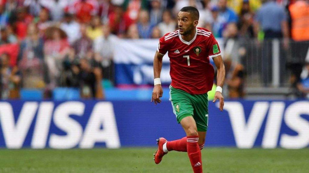 Ajax : Hakim Ziyech pourrait attérir en Espagne
