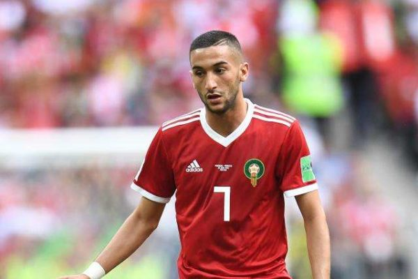 Ajax : Ziyech fait un point sur son avenir