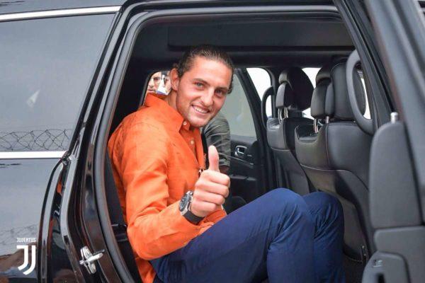 Rabiot va signer à la Juventus