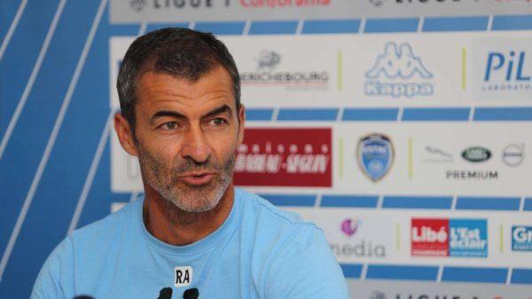 SM Caen : Rui Almeida se rapproche