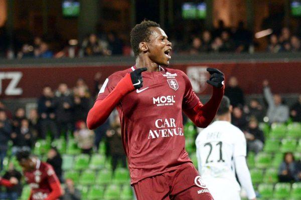Un troisième club anglais veut Habib Diallo au mercato