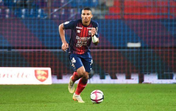 Officiel : Alexander Djiku quitte le SM Caen