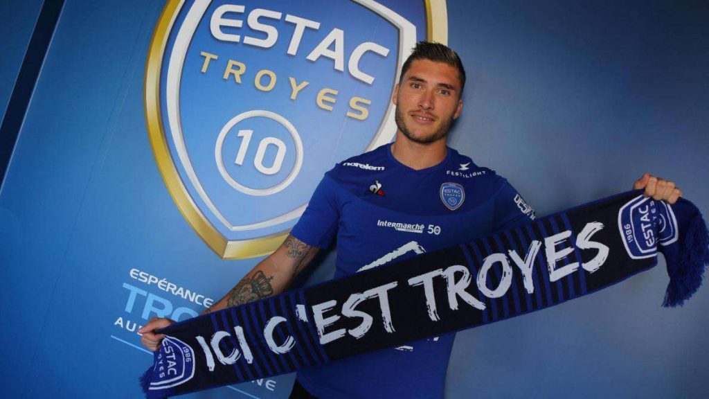 Officiel : Gallon reste à Troyes
