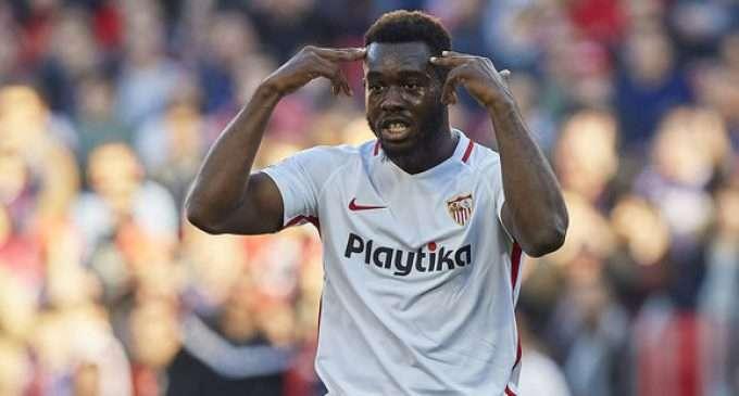 FC Séville : Gnagnon écarté !