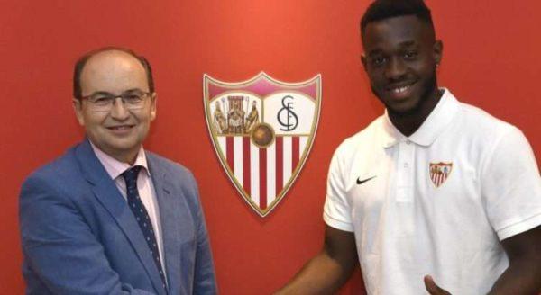 FC Seville : Joris Gnagnon à la relance en Allemagne ?