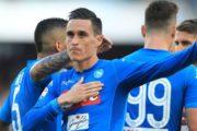 Naples fait son offre pour José Callejon