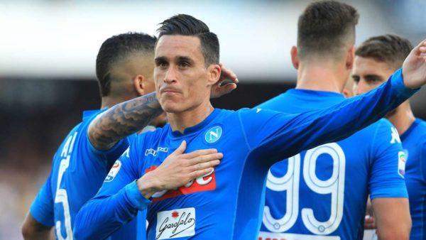 Le FC Valence passe à l'action pour José Callejon