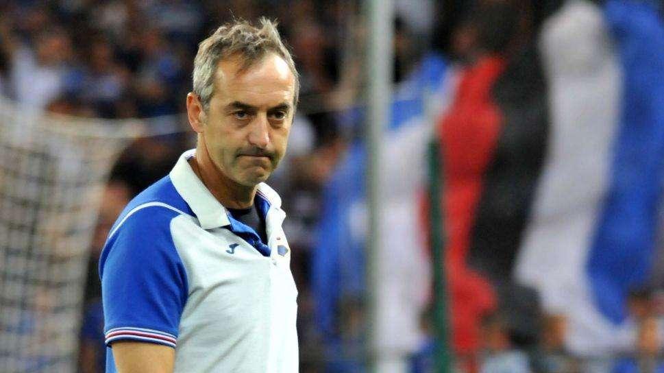 Officiel : Giampaolo quitte la Sampdoria