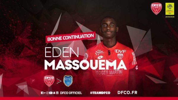 Officiel : Dijon lâche Massouema