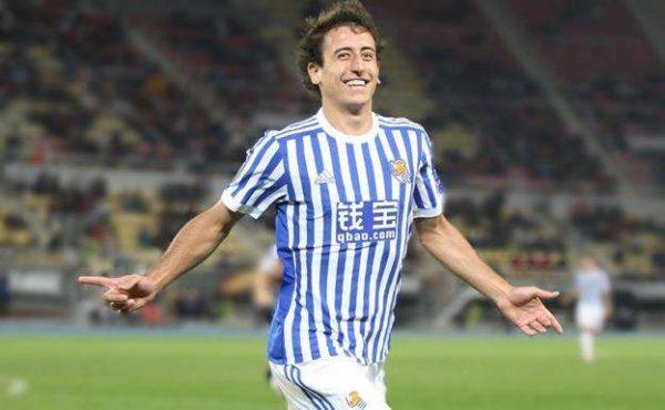 Man City : un intérêt pour Mikel Oyarzabal