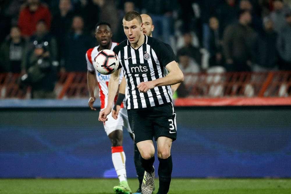 Monaco va engager Strahinja Pavlovic
