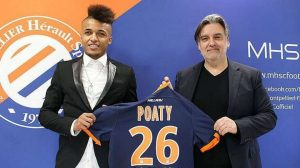 MHSC : Morgan Poaty va filer en Ligue 2