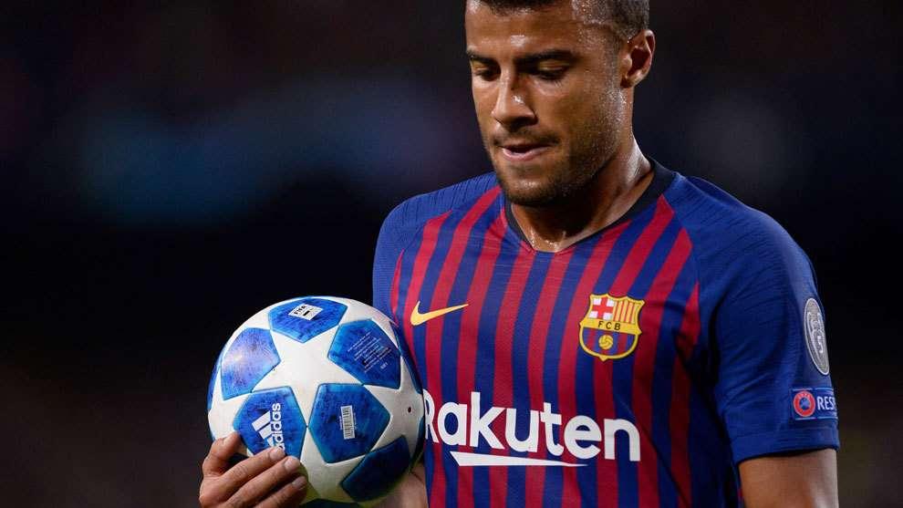 FC Barcelone : Rafinha proche d'un départ