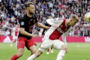 Ajax : Daley Sinkgraven file en Bundesliga