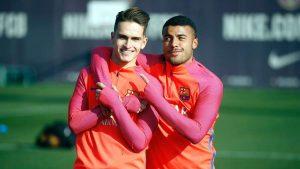 FC Barcelone : deux touches en Italie pour Rafinha
