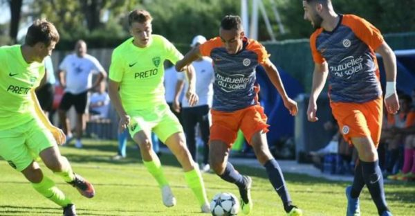 Officiel : Ammour quitte Montpellier