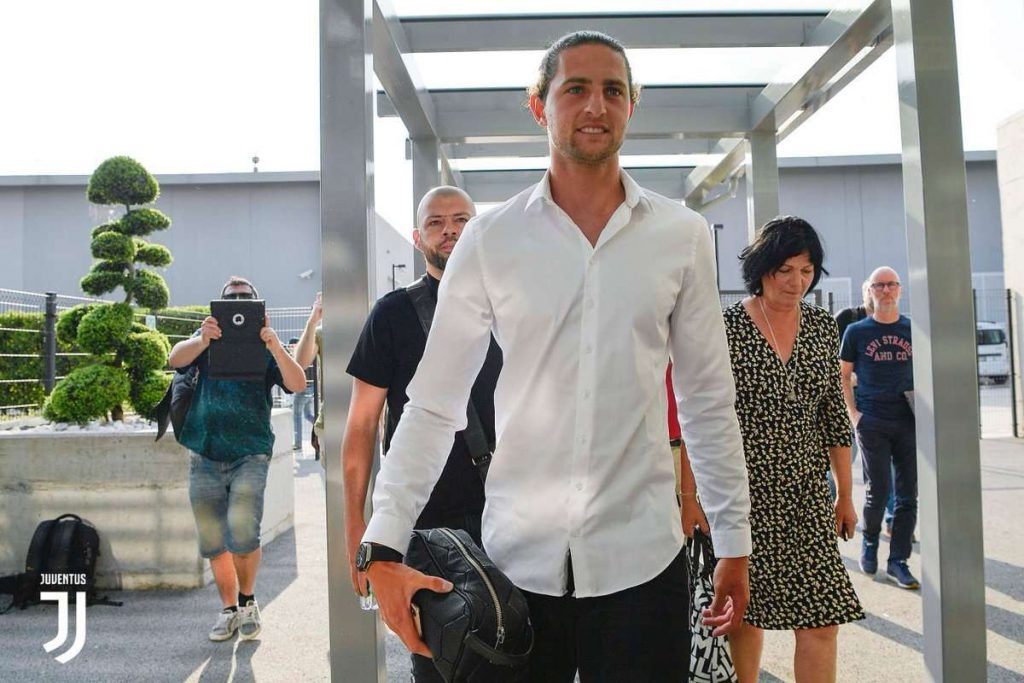 Officiel : la Juventus s'offre Adrien Rabiot
