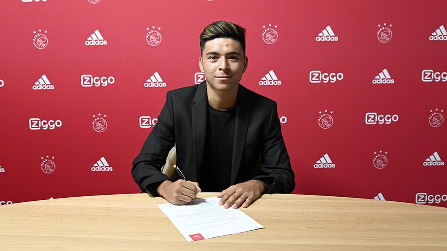 Officiel : l'Ajax mise encore sur un espoir