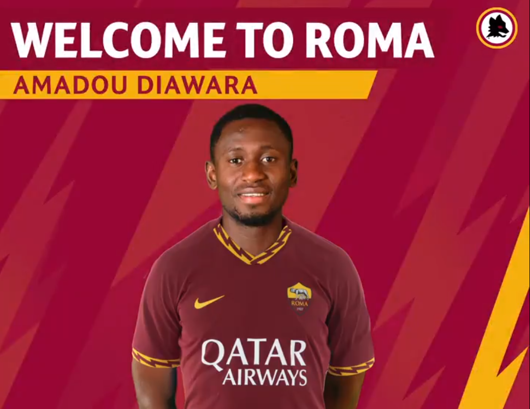AS Roma : c'est officiel pour Diawara