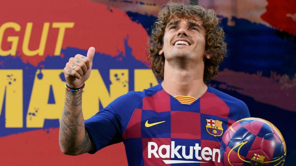 FC Barcelone : Antoine Griezmann commente la rumeur Neymar