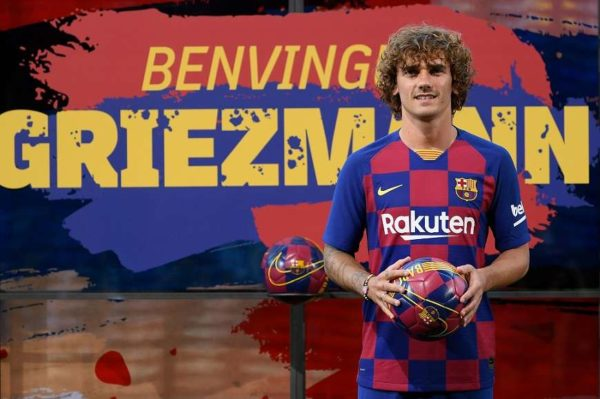 FC Barcelone : le top 4 d'Antoine Griezmann