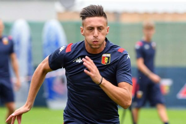 Officiel : Barreca retourne en Italie