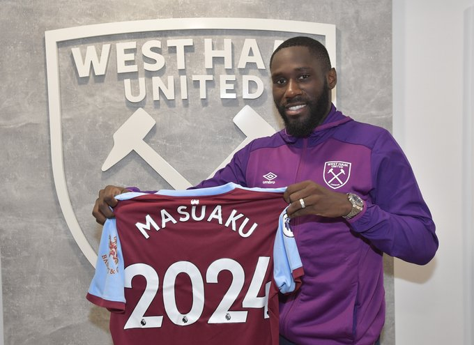 Officiel : West Ham prolonge Arthur Masuaku
