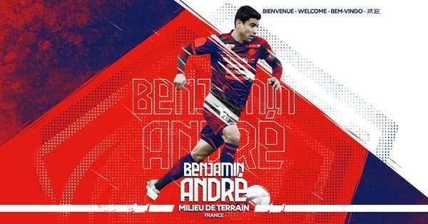 Officiel : Benjamin André rejoint le LOSC