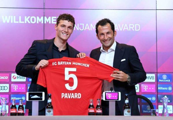Bayern Munich : Benjamin Pavard a «faim de titres»