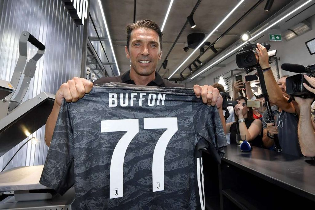 Juventus : le geste de classe de Szczesny et Chiellini pour le retour de Buffon
