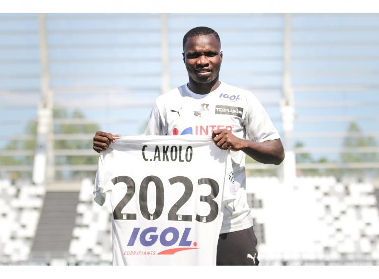Officiel : Le SC Amiens recrute Chadrac Akolo