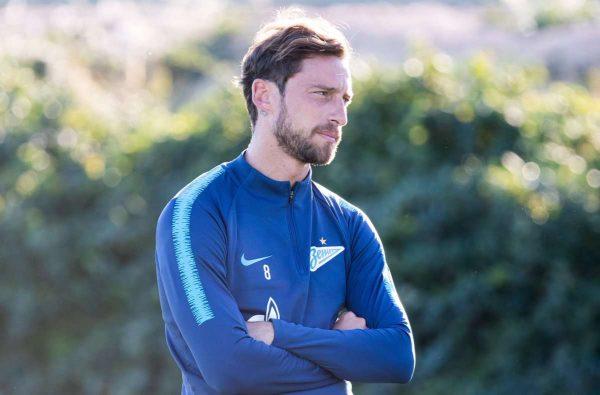 Officiel : Claudio Marchisio quitte le Zénith