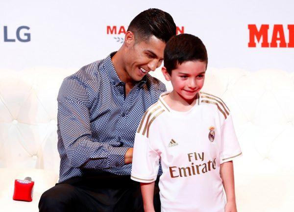 Et Cristiano Ronaldo «marca» son époque