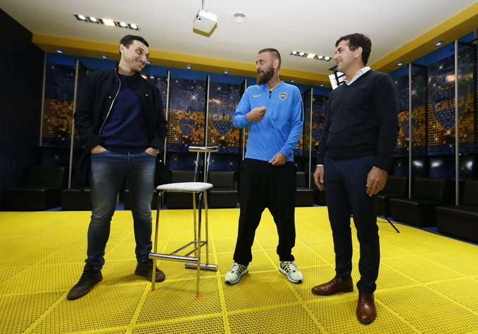 Boca Juniors : c'est officiel pour Daniele De Rossi