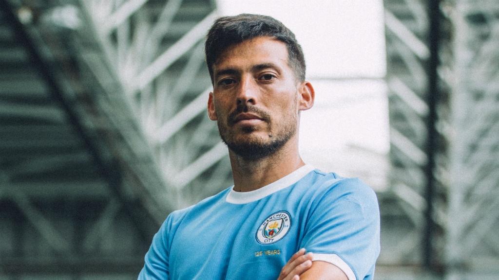 Manchester City : un maillot collector pour les 125 ans du club